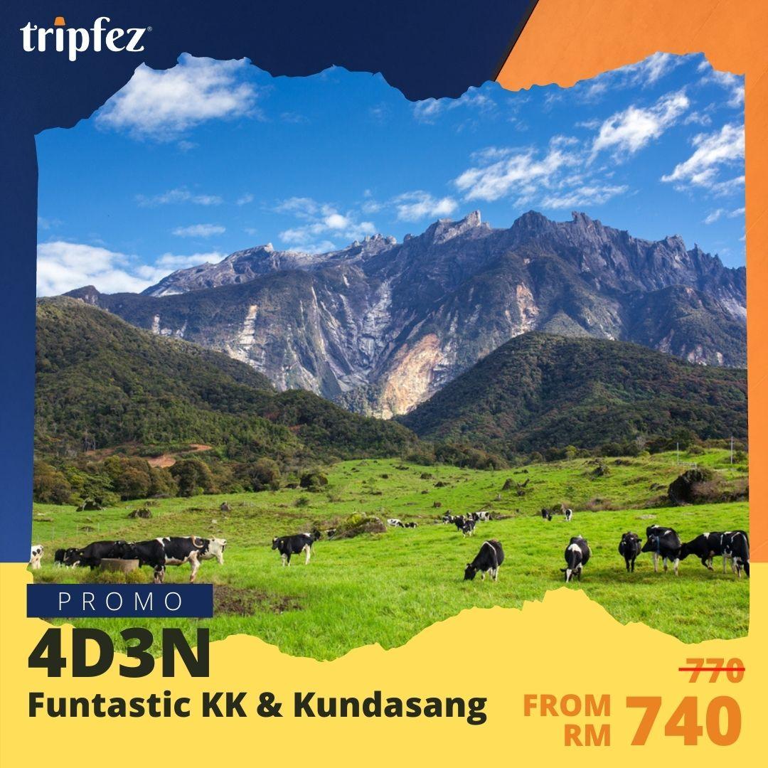 Funtastic KK & Kundasang