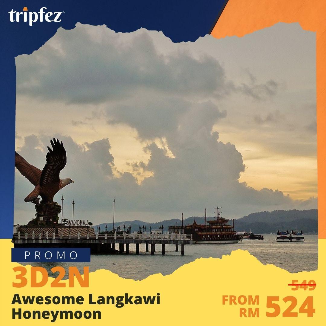 Awesome Langkawi Honeymoon